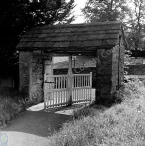 Lych Gate, Burnsall